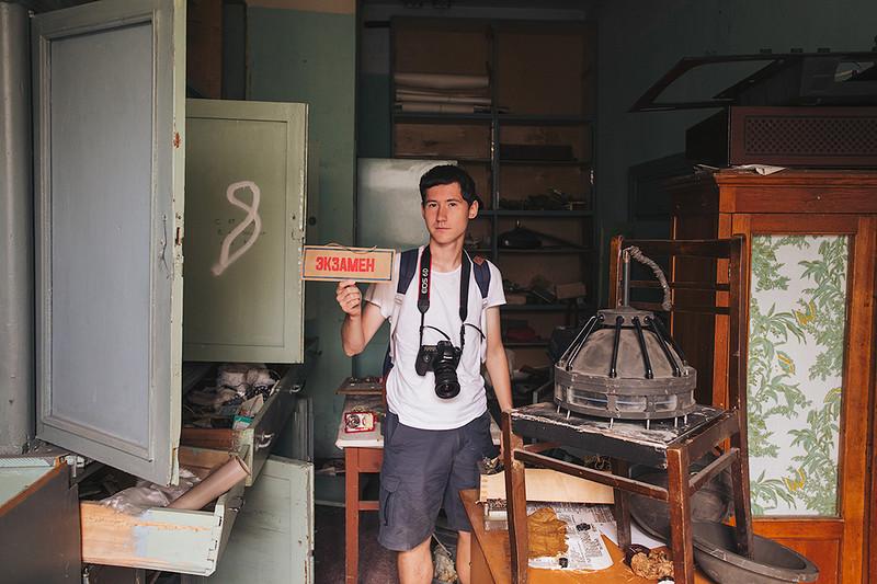 Интервью с Женей nau-spb — о городе, крышах и фотографии