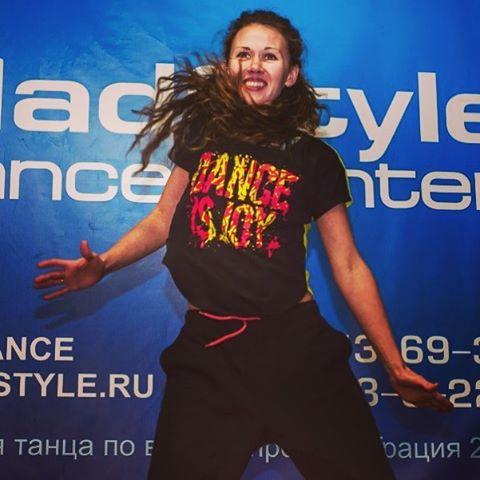 Маша Прокофьева — организатор танцевальных флешмобов и Zumba