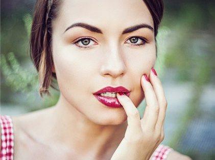 Спортсменка, комсомолка и просто красавица — Юля kuderova
